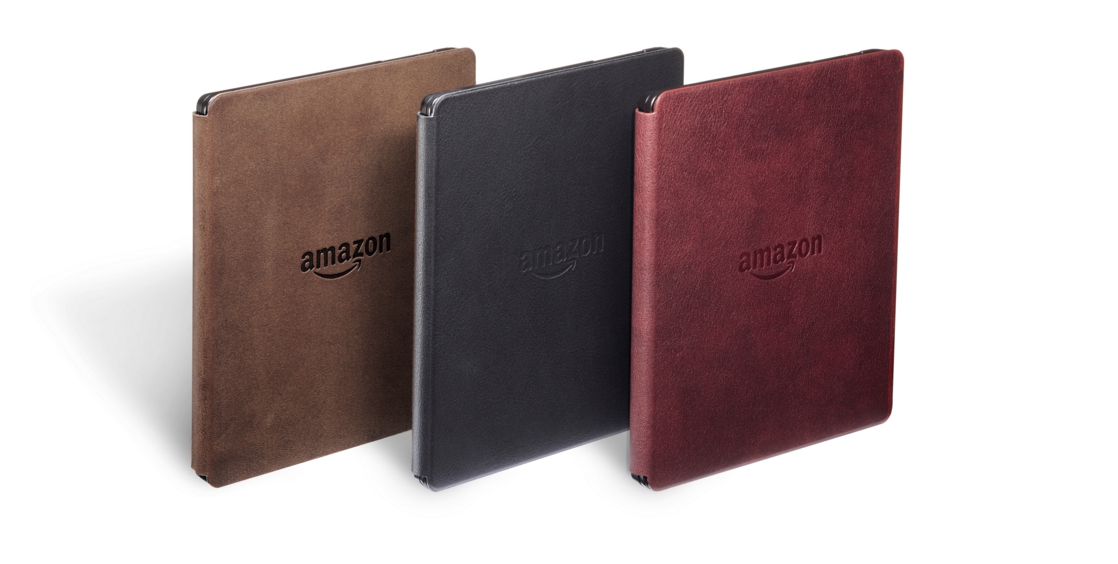 Kindle Oasis charging covers